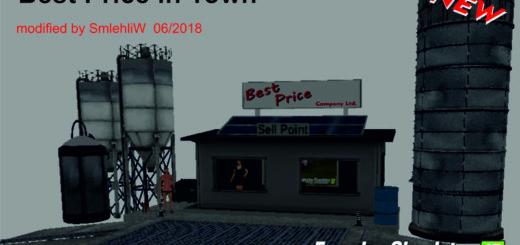 Мод точка продажи BESTPRICE V1.2 FS17