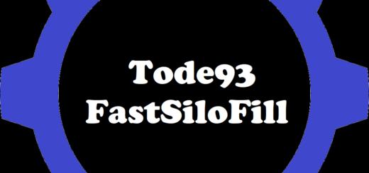 Мод скрипт FASTSILOFILL BY TODE93 Farming Simulator 2017