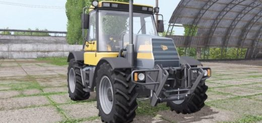Мод трактор JCB FASTRAC 150 TURBO V1.0 Farming Simulator 2017