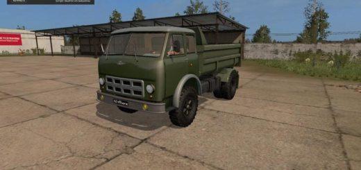 Грузовик МАЗ 5549 v 1.1
