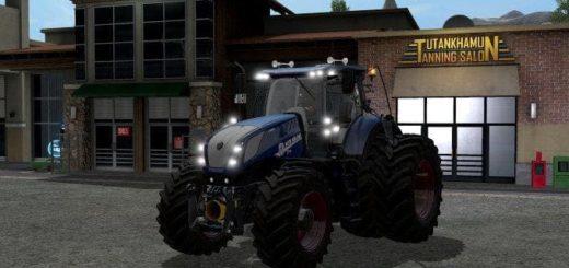 Мод трактор New Holland T7 290/315/CHIP v2.1.0 FS17