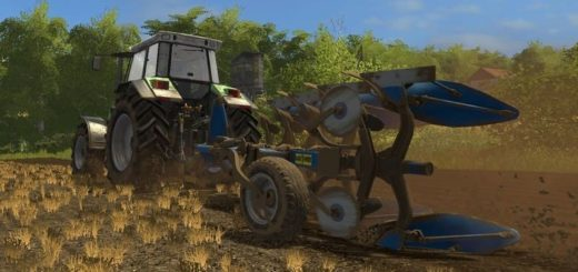 Мод плуг RAVEN SUPER DOVE V1.0 Farming Simulator 2017