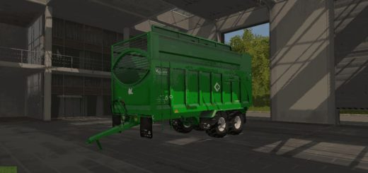 Мод ПАК прицепов Larrington Majestic 16T v1.0 Farming Simulator 2017