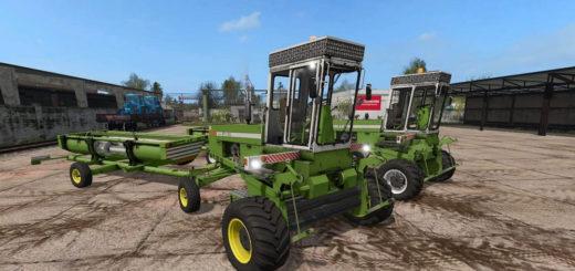 Мод Fortschritt E303 Pack v2.0 Farming Simulator 17