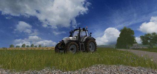 Мод трактор HURLIMANN XL 130 V1.0.1 Farming Simulator 17