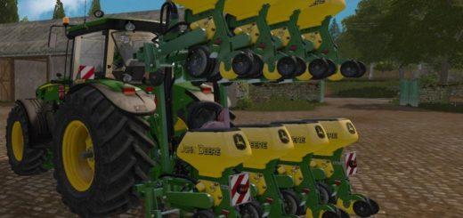 Мод сеялка JOHN DEERE SEEDER V1.1 Farming Simulator 2017