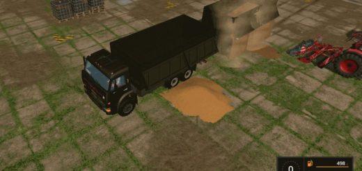 Мод грузовик КАМАЗ-65115 + ПРОНАР Т680 V1.4 Фермер Симулятор 2017
