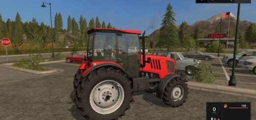 Мод трактор Беларус 1822 v1.2.2 Фарминг Симулятор 2017