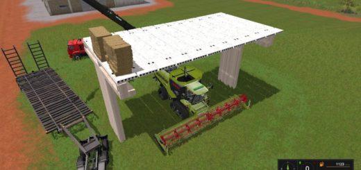 Мод ПАК MOD CONSTRUCTION V1.2 Farming Simulator 2017