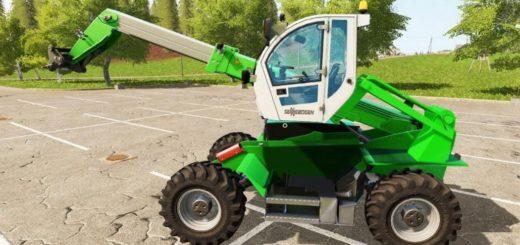 Мод погрузчик SENNEBOGEN 305 V1.0 Farming Simulator 17
