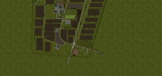 Мод карта Drenthe v1.0 Farming Simulator 2017