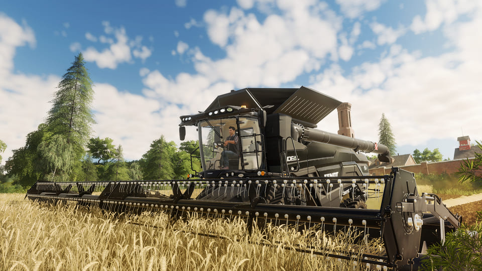 Предзаказ Farming Simulator 19 в Steam