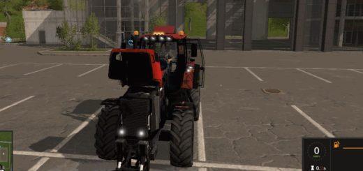 Мод трактор Беларус 3022 ДЦ v1.1 Фермер Симулятор 2017