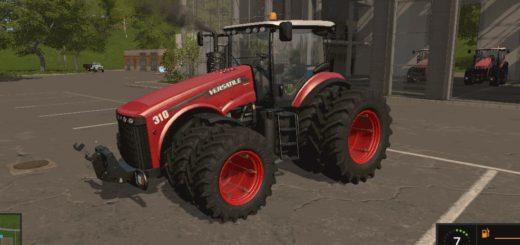 Мод трактор Versatile 310 v1.2 Farming Simulator 2017