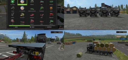 Мод ПАК ATC VEHICLE PACK V3.5.1.4 Farming Simulator 2017