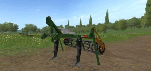 Мод плуг Framest Ecolaz v 2.0 Farming Simulator 2017