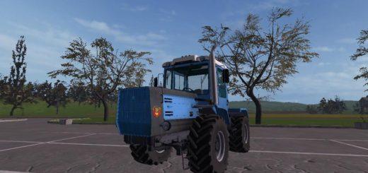 Мод трактор ХТЗ 17022 v1.1 Фермер Симулятор 2017