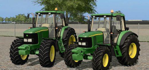 Мод ПАК JOHN DEERE 20SE SERIES V5.0.0.0 Farming Simulator 2017