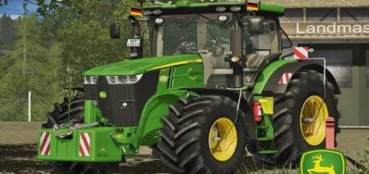 Мод ПАК JOHN DEERE 7R SERIES PACK UPDATE V1.1 Farming Simulator 17