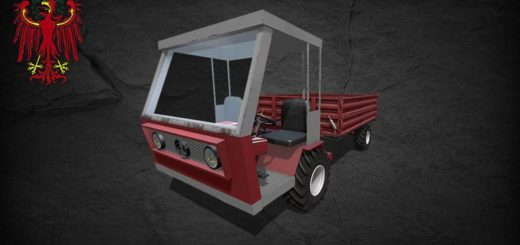 Мод грузовичок LINDNER T3500 V1.0 Farming Simulator 17