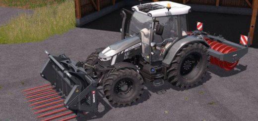 Мод трактор MASSEY FERGUSON 5600 V1.1.0.0 Farming Simulator 17
