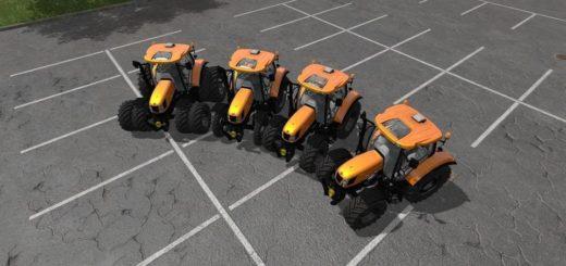 Мод трактор NEW HOLLAND T6 V1.0.0.0 Farming Simulator 2017