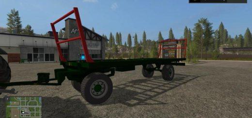 Мод прицеп PLATEAU COUTAND V1.1 Farming Simulator 2017