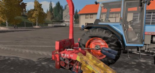 Мод комбайн POTTINGER MEX 2 V1.0.0 Farming Simulator 17