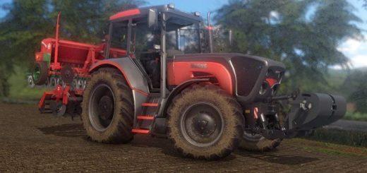 Мод трактор Ursus 1674 Forte v 1.0 Farming Simulator 17
