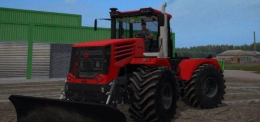 Мод трактор K-744 P4 MR v1.1 Фермер Симулятор 2017