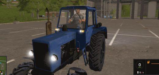 Мод трактор МТЗ 82 DYNAMIC HOSES V1.0 Фермер Симулятор 2017