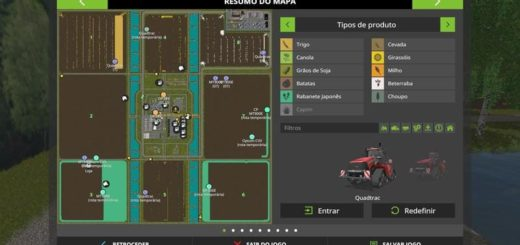 Мод карта XLFARMS X1 V10.1.1.8 Farming Simulator 2017