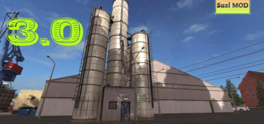 Мод точка покупки культур BUY CEREALS FRUITS VEGETABLES AND FEED V3.0 FS17