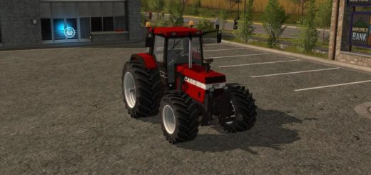 Мод трактор CASEIH 1455XL v 2.1 Farming Simulator 2017