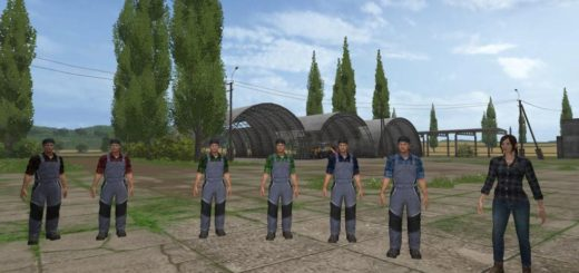 Мод CONTRACTORMOD V1.2.0.4 Farming Simulator 2017