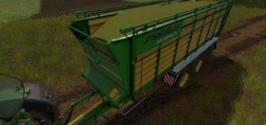Мод ПАК прицепов JOSKIN SILOSPACE PACK V1.1.2.3 Farming Simulator 2017