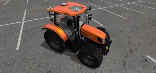 Мод трактор NEW HOLLAND T6 V1.0.0.1 Farming Simulator 2017