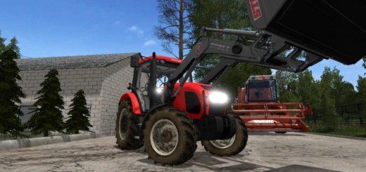Мод трактор ZETOR PROXIMA 8441 V1.3 Farming Simulator 2017