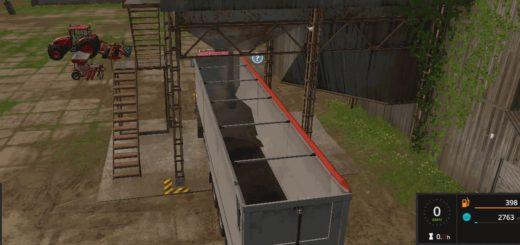Мод прицеп Kroeger SRB35 v1.1 Farming Simulator 2017