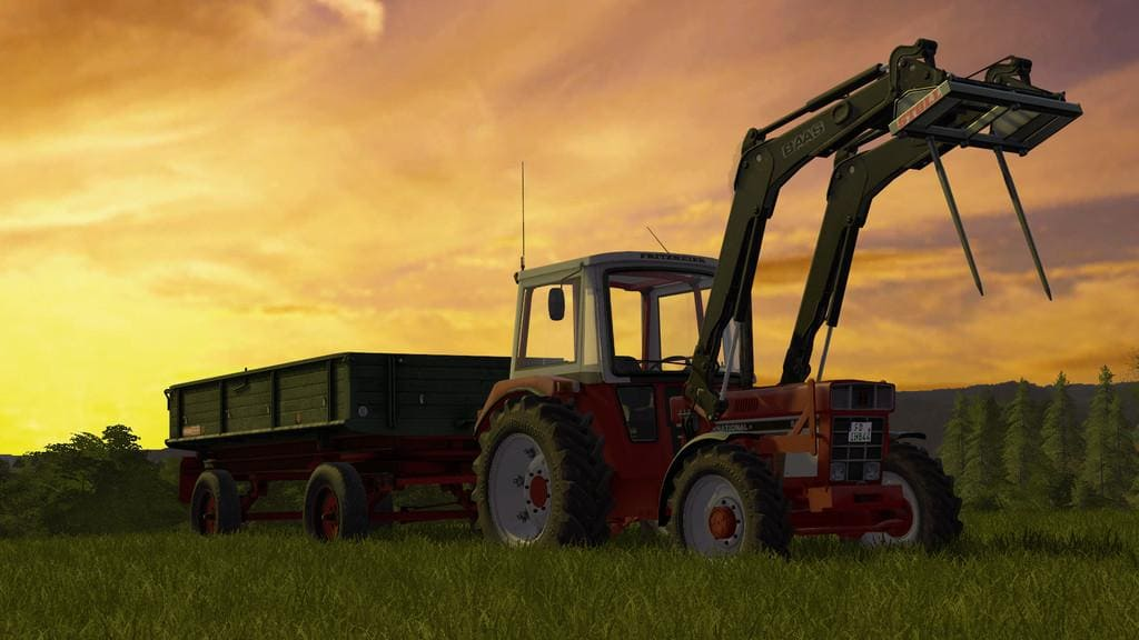 Мод cкрипт RPM Dependent Controls v1.0 Farming Simulator 2017