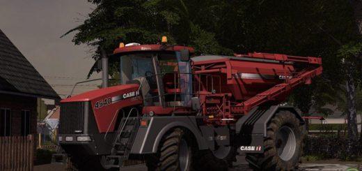 Мод разбрасыватель удобрений CASEIH TITAN 4540 V3.1 Farming Simulator 17