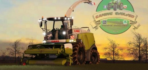 Мод ПАК CLAAS JAGUAR 900 TYPE 496 V1.0.0.0 Farming Simulator 2017