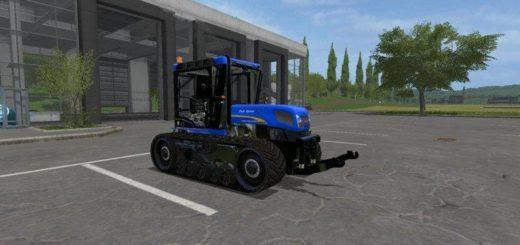 Мод трактор NEW HOLLAND TK4060 V1.0 Farming Simulator 2017