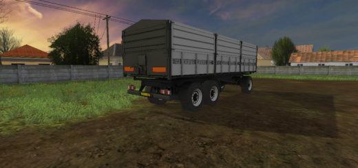 Мод прицеп RIEDLER V1.0 Farming Simulator 17
