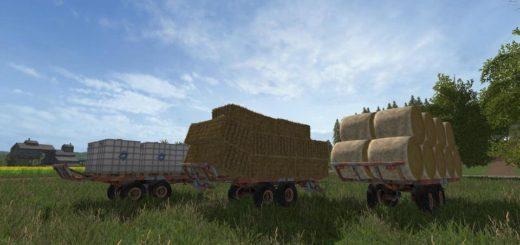 Мод прицеп T088 V1.4 Farming Simulator 17