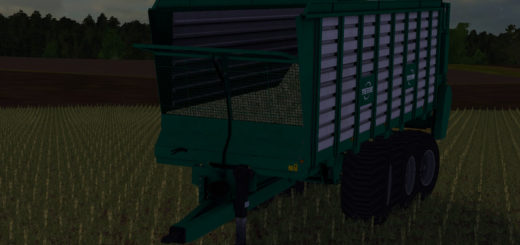 Мод прицеп TEBBEST 550 V1.2 Farming Simulator 2017