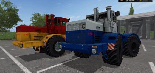 Мод трактор К-700А и К-701 v1.1.0.1 Фермер Симулятор 2017