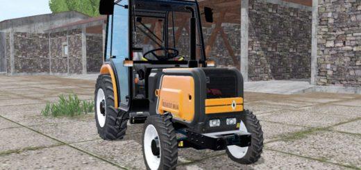 Мод трактор RENAULT 80.14 F V1.0 Farming Simulator 2017