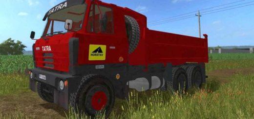 Мод грузовик Tatra 815 S3 V1.0.0.0 Фарминг Симулятор 17