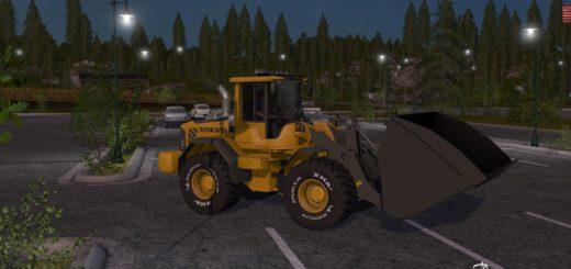 Мод VOLVO F EDIT LANTMANENFS V1.0 Farming Simulator 17